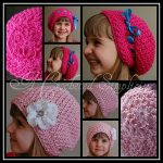 Crochet Pattern - Graceful Slouch by A Crocheted Simplicity