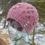 Crochet Pattern - Hearts All Around Beanie by A Crocheted Simplicity