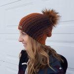 Crochet Pattern - Herring Beanie & Slouch