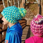 Crochet Pattern - Just Leafy Slouch by A Crocheted Simplicity