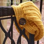 """Crochet Pattern - """"Knot Knit"""" Slouch by A Crocheted Simplicity"""