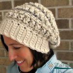 Crochet Pattern - Knotted Threads Slouch by A Crocheted Simplicity