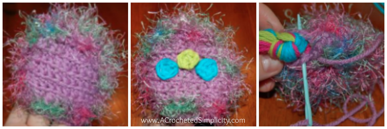 Free Crochet Pattern - Monster Mash Beanie or Earflap Hat - A ...