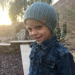 Crochet Pattern - Pascala Mini Slouch by A Crocheted Simplicity