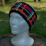 """Crochet Pattern - """"Perfectly Plaid"""" Headwarmer by A Crocheted Simplicity"""