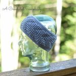 Crochet Pattern - Right This Way! Headwarmer by A Crocheted Simplicity
