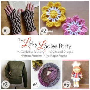 The Linky Ladies Party #127
