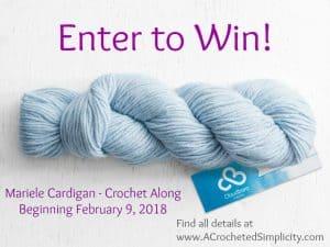 Giveaway – Cloudborn Merino Alpaca Sport Yarn