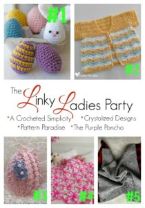 Come join The Link Ladies and link up your newest projects!!! Enter to win an Amazon gift card!