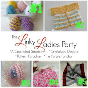 The Linky Ladies Party #129