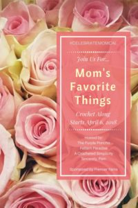 #CelebrateMomCAL 2018 – Mom's Favorite Things CAL