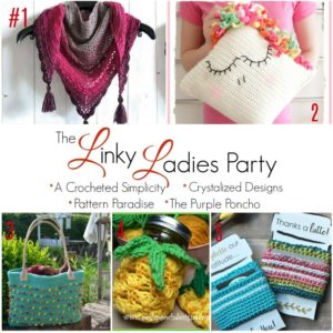 The Linky Ladies Party #134