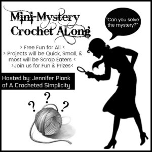 Mini-Mystery Crochet Along #2