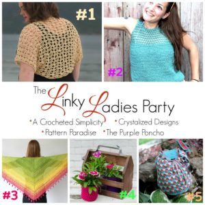 The Linky Ladies Party #137