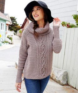 Chic Sheep yarn by Marly Bird - Free Patterns & Yarn Review by A Crocheted Simplicity