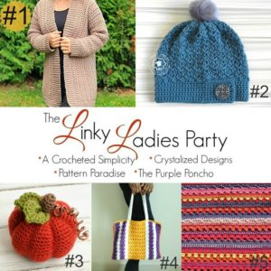 The Linky Ladies Party #142