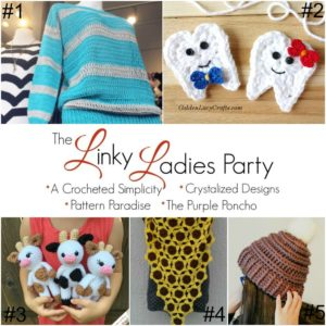 The Linky Ladies Party #141