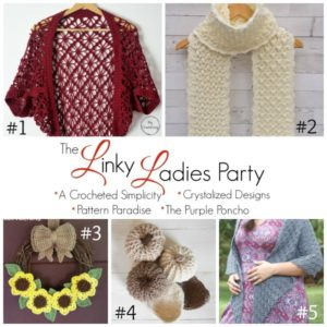 The Linky Ladies Party #143