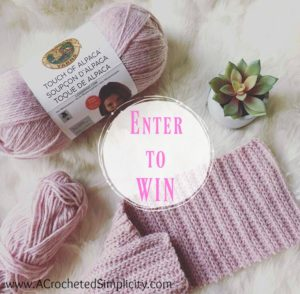 Touch of Alpaca – Yarn Giveaway!