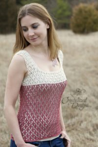 Crochet Pattern - Stargazer Lace by Crystalized Designs