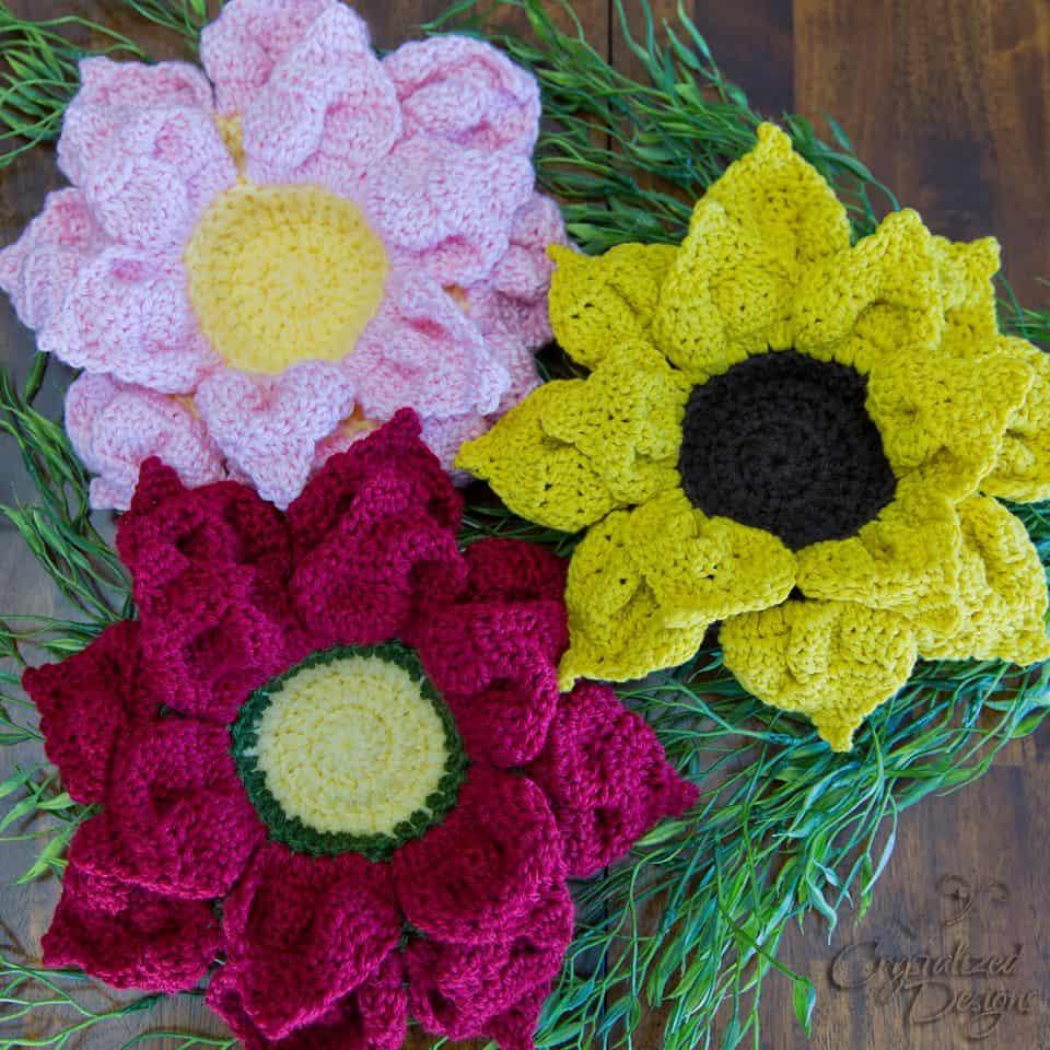 8a7a8cb0e39 Mini-Mystery Crochet Along  8 - Guest Designer - A Crocheted Simplicity