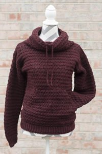 Crochet Pattern - The Rowen Pullover by KMT Creations