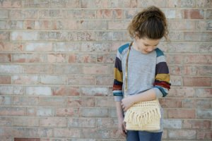 Free Crochet Pattern - The Dayla Clutch Bag by KMT Creations