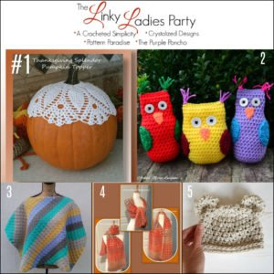 The Linky Ladies Party #146