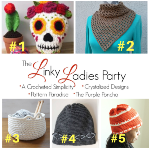 The Linky Ladies Party #145