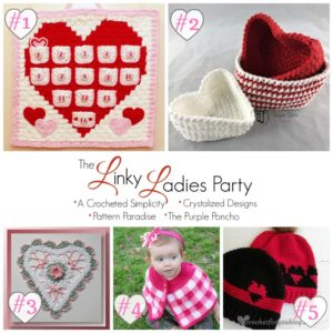 The Linky Ladies Party #151