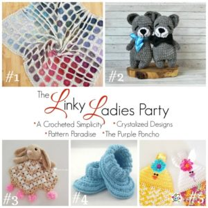 The Linky Ladies Party #155