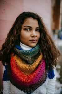 Chimera Scarf – Free Crochet Scarf Pattern