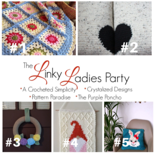 The Linky Ladies Party #157