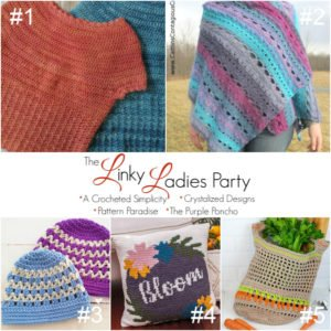 The Linky Ladies Party #158