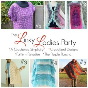 The Linky Ladies Party #159