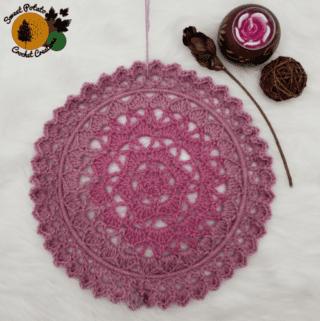 Free Crochet Pattern - Divine Lotus