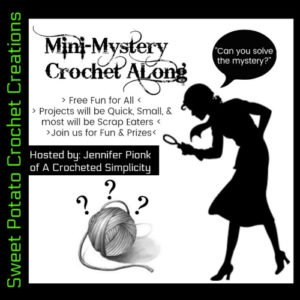 Mini-Mystery Crochet Along #13 – Guest Designer