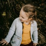 Free Crochet Cardigan Pattern - Aurora Cardigan for Girls by A Crocheted Simplicity #crochet #crochetcardigan #crochetcardiganpattern #freecrochetpattern #crochetsweater #crochetgirlscardigan #handmadecardigan #homemade