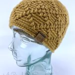 Free Crochet Hat Pattern - Argyle Beanie, Slouch & Messy Bun pattern by A Crocheted Simplicity - Jennifer Pionk . #crochethat #crochetbeanie #crochetslouch #crochetmessybun #freecrochetpattern #freecrochethatpattern #argylehat