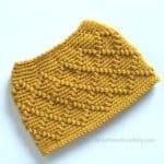 Free Crochet Pattern - Diamonds Messy Bun by A Crocheted Simplicity . #crochetmessybun #freecrochetpattern #crochetdiamonds #crochethat #crochetbunhat #crochetponytailhat #handmade