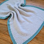 Free Crochet Blanket Pattern - Triple Textures Afghan by A Crocheted Simplicity #freecrochetblanketpattern #freecrochetafghanpattern #texturedcrochet crochetblanket